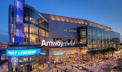 Amway Center(アムウェイ・センター)