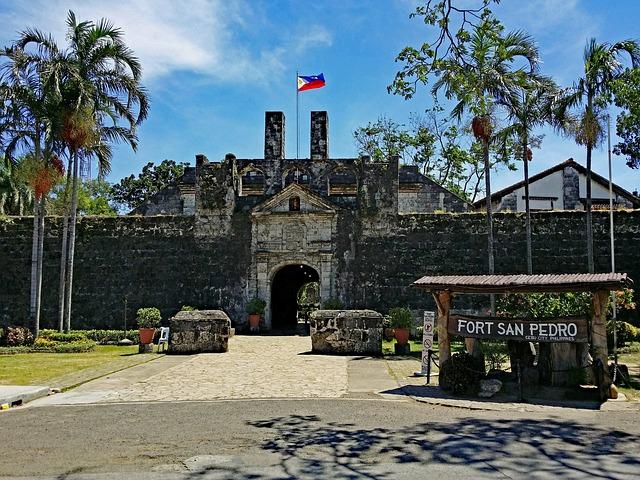 Fort San Pedro(サンペドロ要塞)