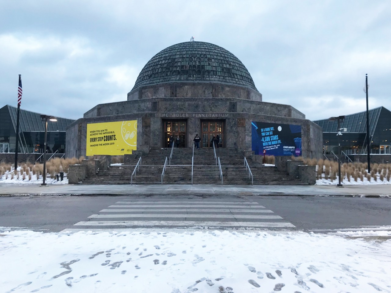 Adler Planetarium & Astronomy Museum(アドラープラネタリウム)