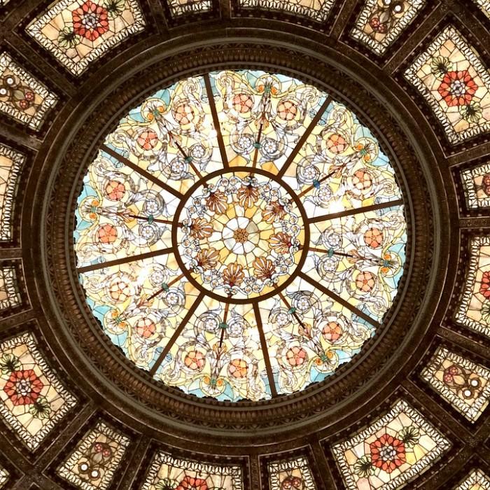 Chicago Cultural Center(シカゴ・カルチュラル・センター)