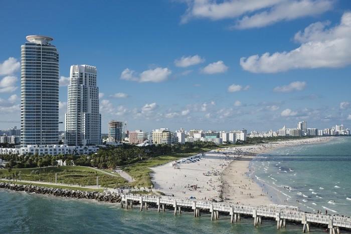 Miami Beach(マイアミビーチ)