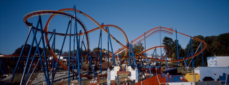 Six Flags Great America(シックス・フラッグス・グレート・アメリカ)