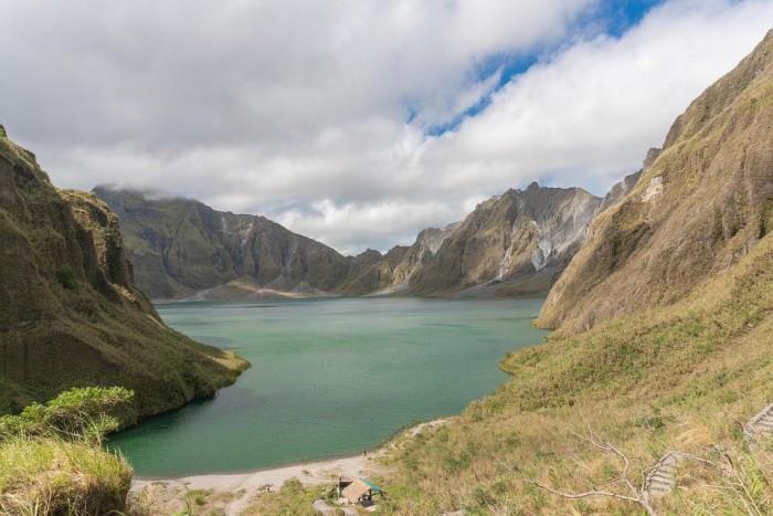 Mt. Pinatubo(ピナツボ火山)