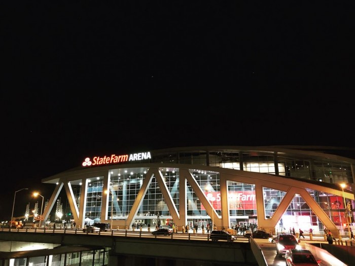 State Farm Arena(ステートファームアリーナ)