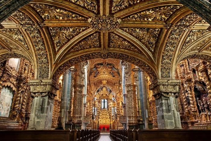 Igreja de São Francisco(サン・フランシスコ教会)