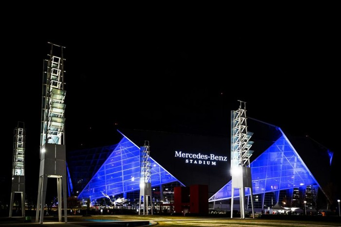 Mercedes-Benz Stadium(メルセデスベンツ・スタジアム)