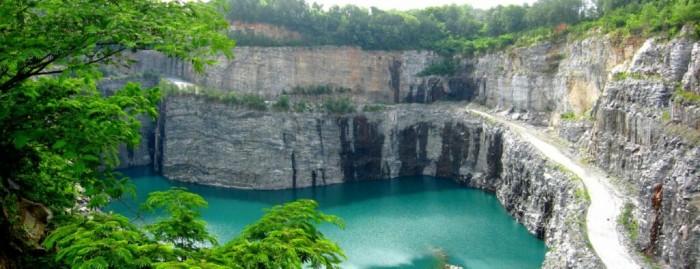 Bellwood Quarry(ベルウッド採石場)