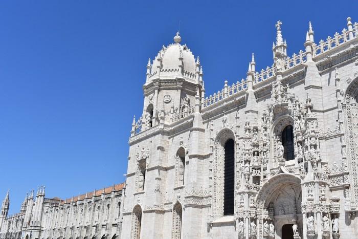 Mosteiro dos Jerónimos(ジェロニモス修道院)