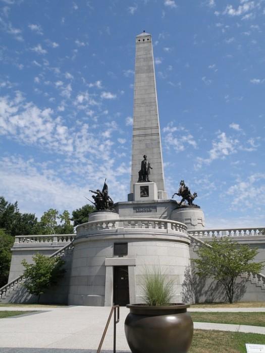 Lincoln Monument Association(リンカーンの墓)