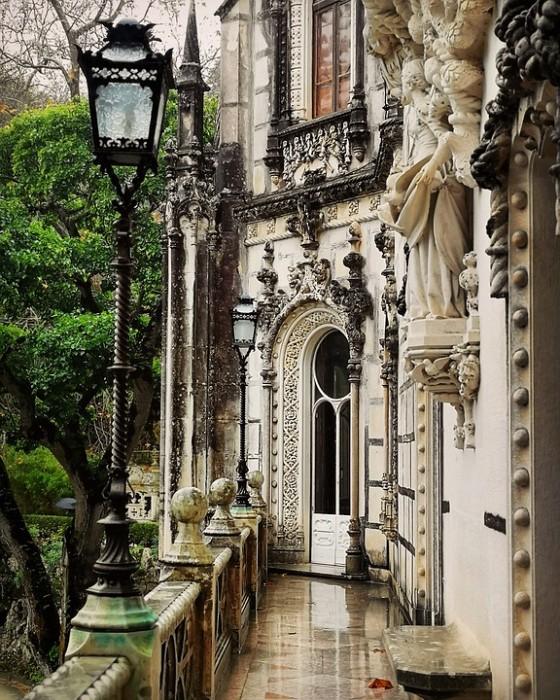 Quinta da Regaleira(レガレイラ宮殿)