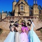 ロックハート城ドレス