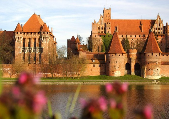 Zamek w Malborku(マルボルク城)