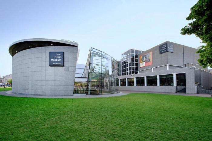 Van Gogh Museum(ゴッホ博物館)