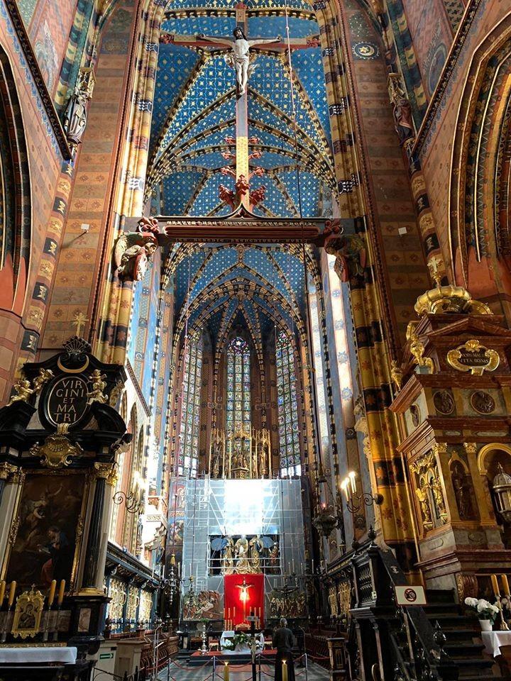 Kosciol Mariacki(聖マリア教会)