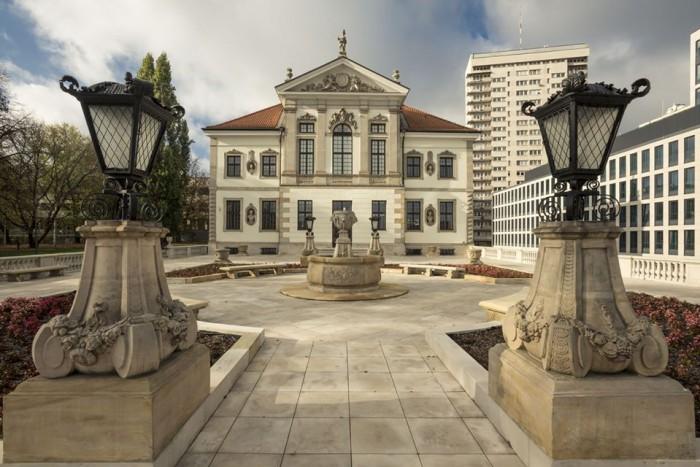 Muzeum Fryderyka Chopina(ショパン博物館)