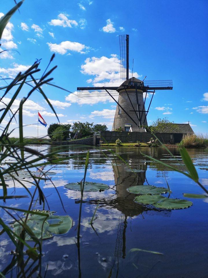 Kinderdijk(キンデルダイク)