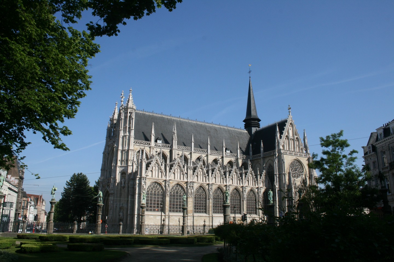 Église Notre- Dame du Sablon(ノートルダム・デュ・サブロン大聖堂)
