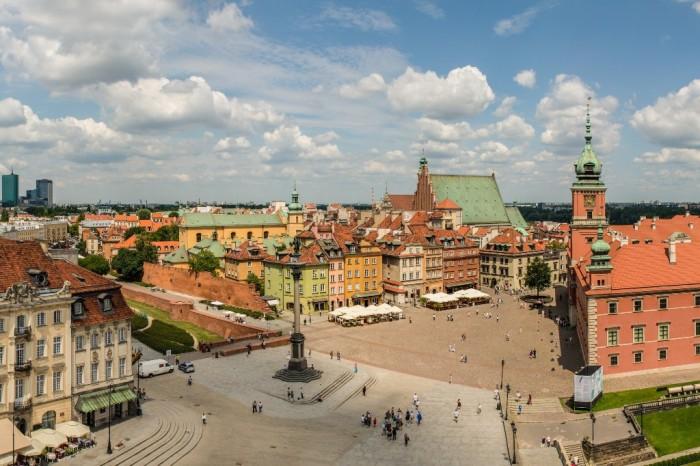 Warsaw(ワルシャワ)
