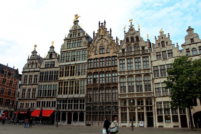 Antwerpen(アントワープ)
