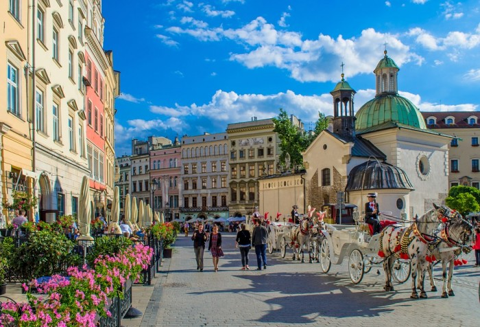 Kraków(クラクフ)