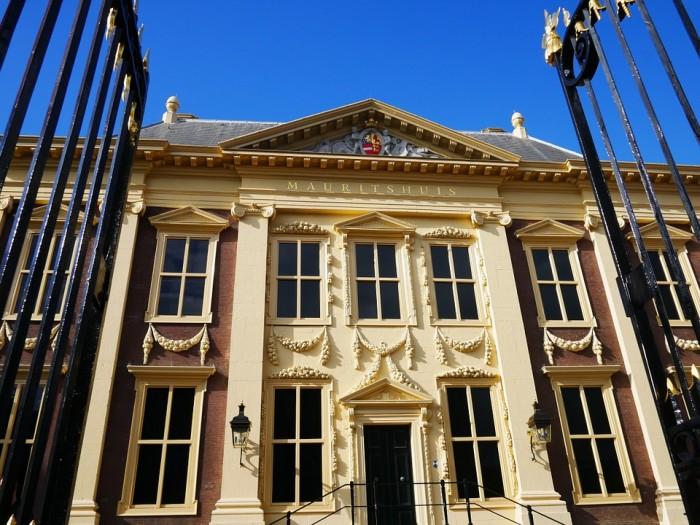 Mauritshuis(マウリッツハウス美術館)
