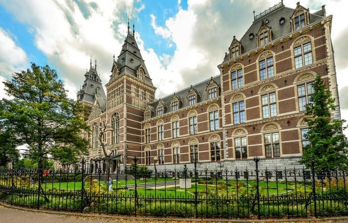 Rijksmuseum Amsterdam(アムステルダム国立美術館)