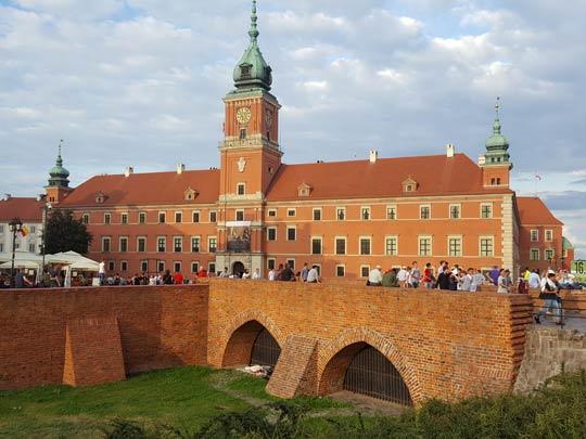 Zamek Królewski w Warszawie(ワルシャワ王宮)