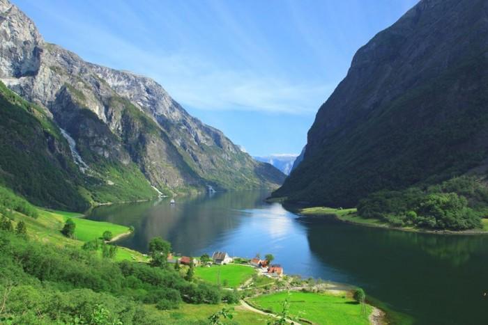 Sognefjorden(ソグネフィヨルド)