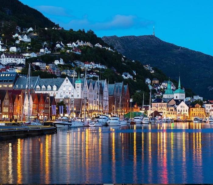 Bergen(ベルゲン)