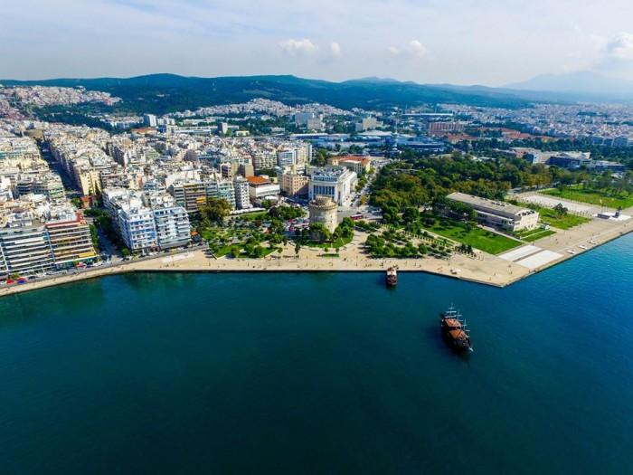 Θεσσαλονίκη(テッサロニキ)