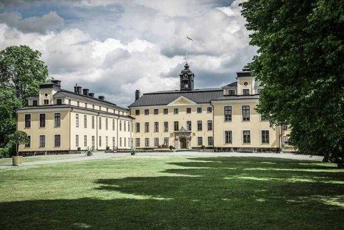 Drottningholms Slott(ドロットニングホルム宮殿)