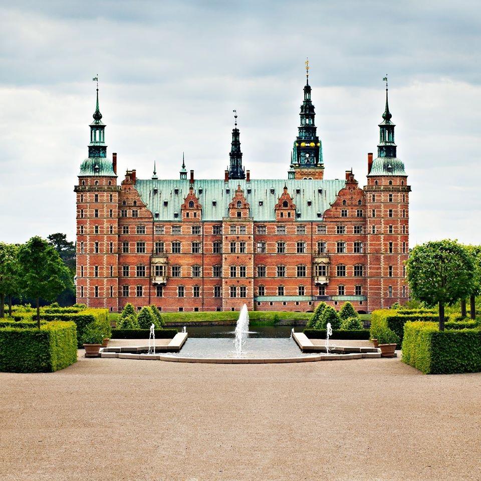 Frederiksborg Slot(フレデリクスボー城)