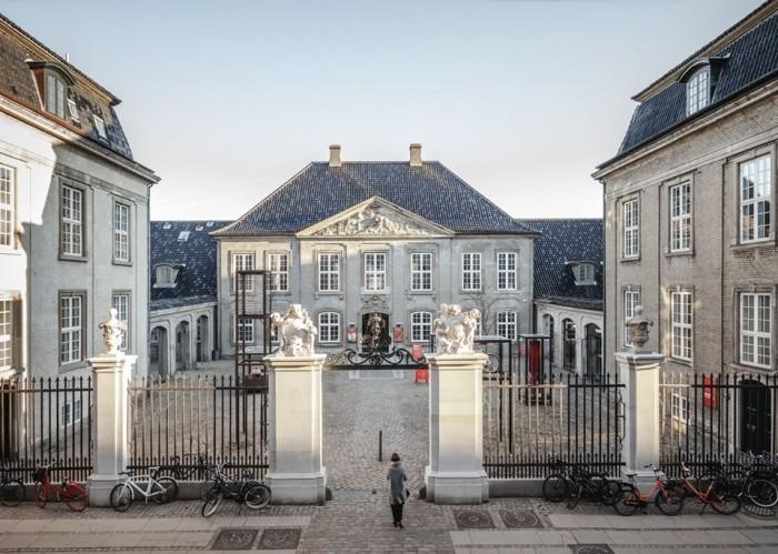 Designmuseum Danmark(デザインミュージアムデンマーク)