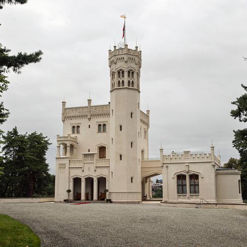 Det kongelige slott(ノルウェー王宮)