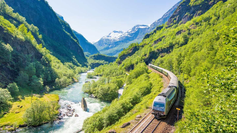 Visit Flam & The Flam Railway(フロム鉄道)