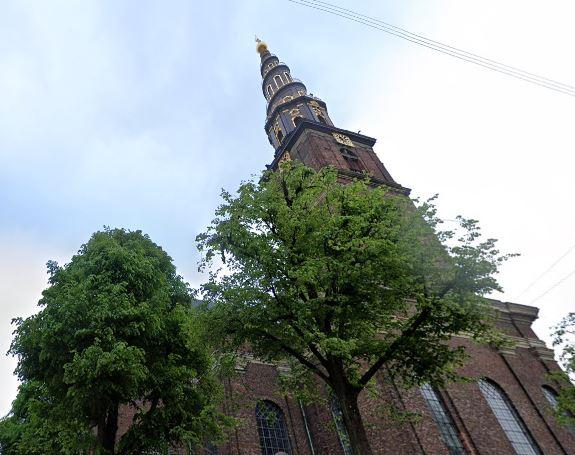 Vor Frelsers Kirke(救世主教会)