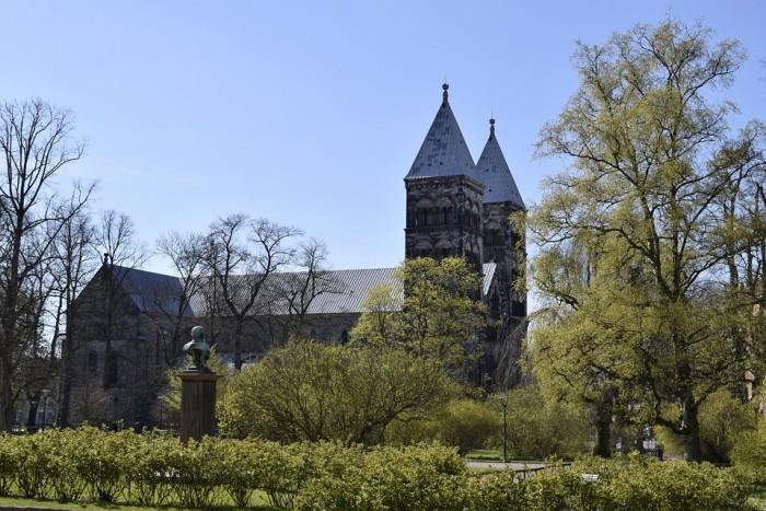 Lunds domkyrka(ルンド大聖堂)