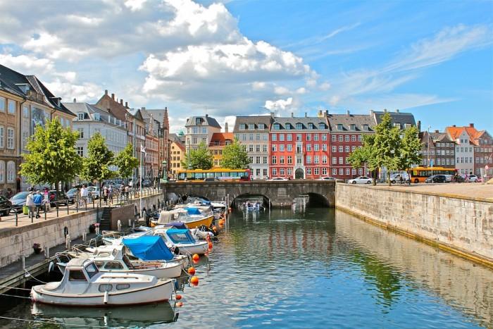 København(コペンハーゲン)
