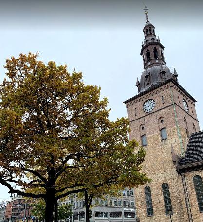 Oslo Domkirke(オスロ大聖堂)