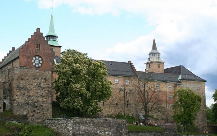 Akershus Festning(アーケスフーシュ城)
