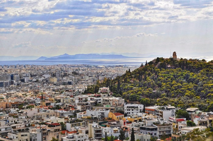 Αθήνα(アテネ)