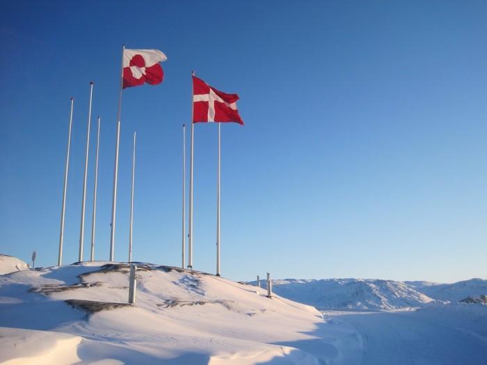 Kalaallit Nunaat(グリーンランド)