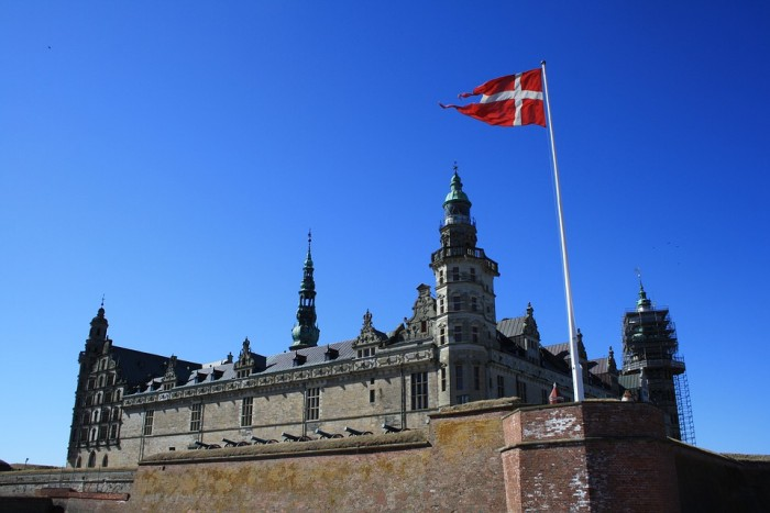 Kronborg(クロンボー城)