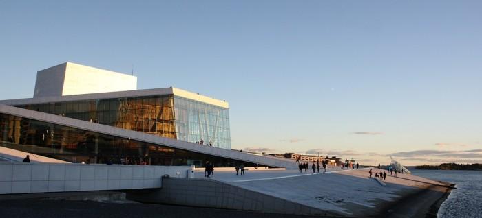 Operahuset(オペラハウス)
