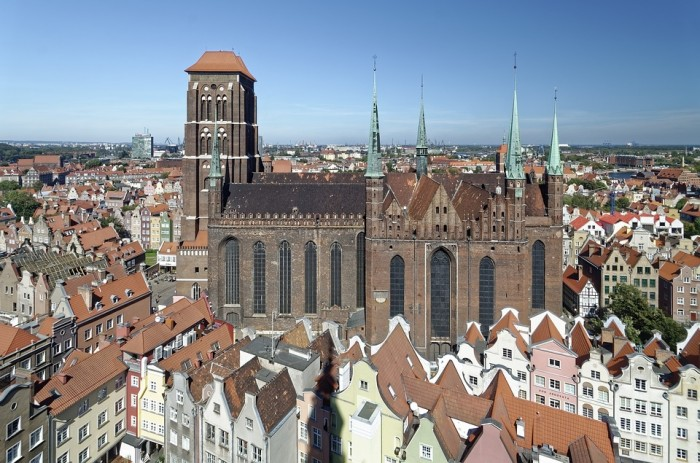 Gdańsk(グダニスク)