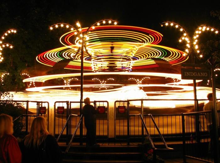 Tivoli(チボリ公園)