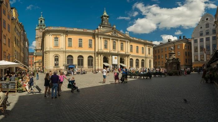 Nobelmuseet(ノーベル博物館)