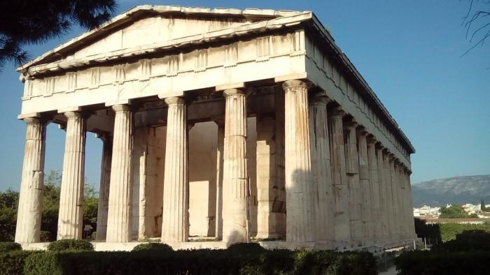 Αρχαία Αγορά Αθηνών(古代アゴラ(博物館))