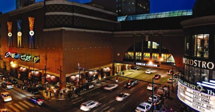 Circle Centre Mall(サークルセンターモール)