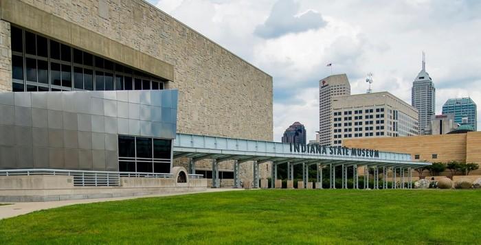 Indiana State Museum(インディアナ州立博物館)